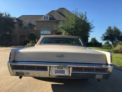 1966 Lincoln Continental HARD TOP 1966 lincoln continental