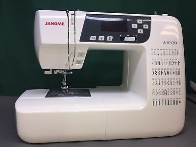 Janome 3160 QDC Computerized Sewing Machine