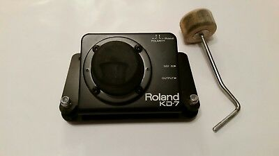 Roland KD7 Kick Drum Trigger Pre-owned