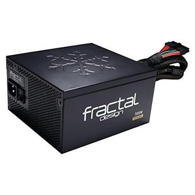 (TG. 750w) Fractal Design Edison M 750W 750W ATX Black power supply unit - power