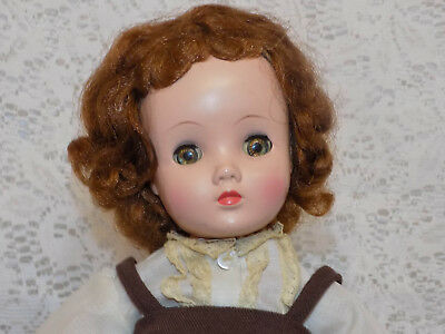 Vintage 1950's Madame Alexander Elise Doll Tagged Clothes
