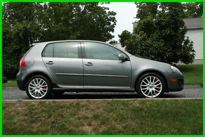 2007 Volkswagen Golf 4-Door 2007 VW GTI 2.0l Turbo 4 Door Premium