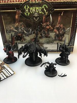 Hordes (Warmachine), Skorne Battlegroup / MKII (miniatures game)