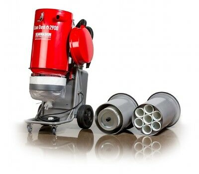 Dust extractor Scanmaskin (made in Sweden) for concrete dust etc