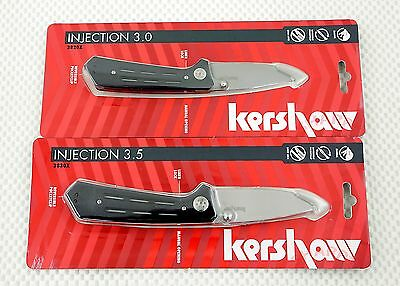 # 3820 & 3830 Kershaw Injection knives Rexford design folding pocket knife *NEW*