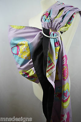 Baby Carrier / Ring Sling / Sling / Unpadded / Shopping Queen / Ready Made