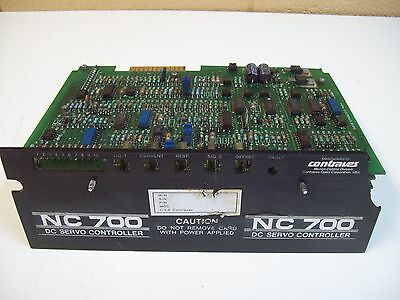 Contraves Nc 700 Dc Servo Controller - Used - Free Shipping