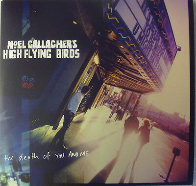 "Oasis NOEL GALLAGHER'S HIGH FLYING BIRDS 7"" The Death Of You And Me NEW Unpl"