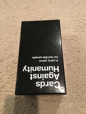 Cards Against Humanity, 550 Cards Full Base Set Pack Party Game