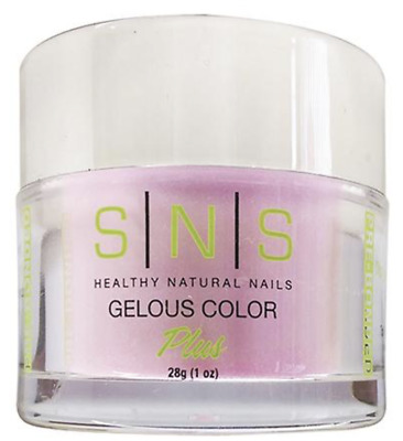 AU28 Collection: SNS Nail Dipping Powder System Gelous Coloured Dip Powder 28g