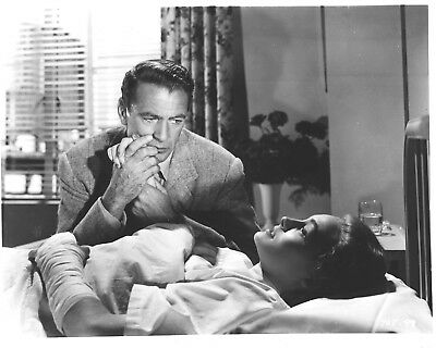 Original Photo Gary Cooper Patricia Neal The Fountainhead Double Weight