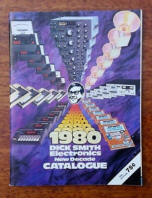 Dick Smith Electronics 1980 New Decade Catalogue.