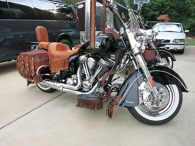 """2009 Indian """"SJ Special""""  The Chairman's Chief..."""