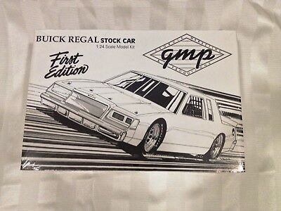 GMP Monogram Buick Regal 1/24 scale Stock Car NASCAR First Edition 0664 (SEALED)