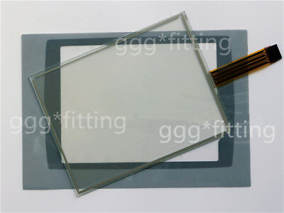 For AB PanelView 1000 2711P-T10C4A6 2711P-T10C4A7 Touch + Protective Film