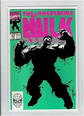 The Incredible Hulk #377 1st All New Hulk 1st print and 2nd print set