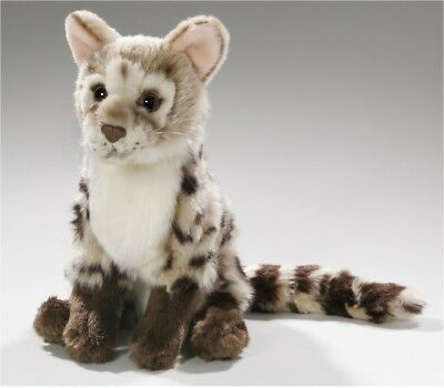 Soft Toy Cat Genet 8'. [Toy]