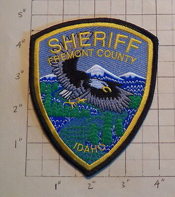 Fremont County (St. Anthony,ID) Sheriff's Office Patch          ***NEW***
