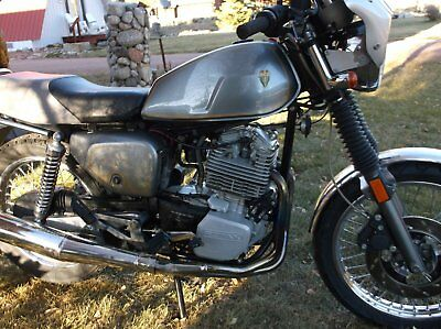 1995 Other Makes Silver Star  1995 MZ Silver Star 500CC