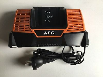 aeg 18v Battery Charger