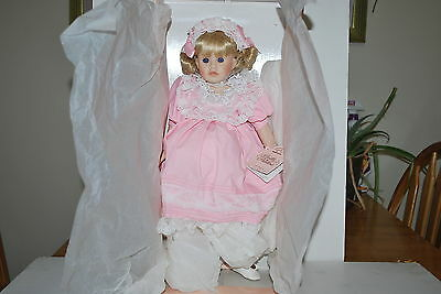Margaret By Dolls by Pauline Limited Edition 1500/2000 - Never out of the box!!