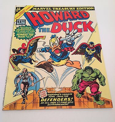 Marvel Treasury Edition #12 Howard the Duck 1976
