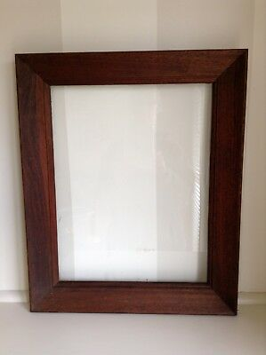 Antique Vintage Australian Wooden Picture Frame - Original.