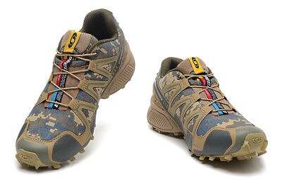 Hiking Shoes Salomon Speedcross 3 Athletic Running Sports Outdoor for Men's
