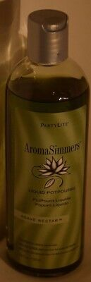 PARTYLITE Retired Agave Nectar #Z25537 Aroma Simmers Liquid Potpourri