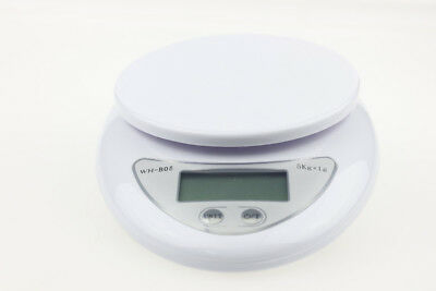 5kg 1g 5kgx1g 5000g 1g WH-B05 Kitchen Electronic Portable Weight Digital Scale