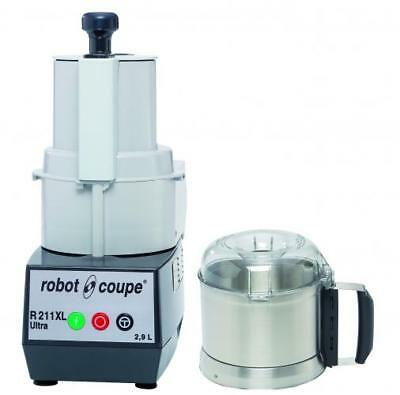 Robot Coupe R211 XL Ultra Food Processor 2.9 Litres with Discs **FREE SHIPPING**