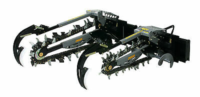 Digga Hydrive Trencher With 1200Mm X 150Mm Combo Chain