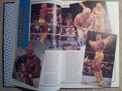 THE BEST WWF Annual wrestling New 1991