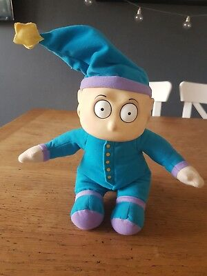 "rugrats tommy pickles soft plush 12"" 1997"