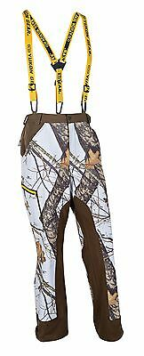 Yukon Gear Men's Waylay Softshell Hunting Pant Mossy Oak Break-Up Winter-XLarge