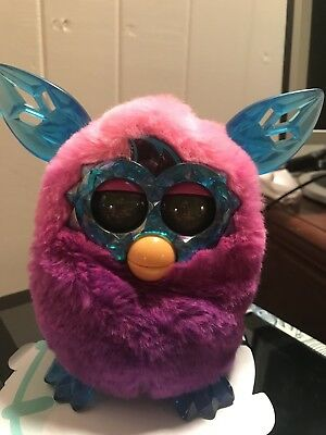 Crystal Furby Unwanted Toy RRP $100 Still Works Great