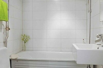 Matt Super White Wall Tiles 25x40cm *PALLET DEAL* 75.60m2 for £828.58 = £10.96m2