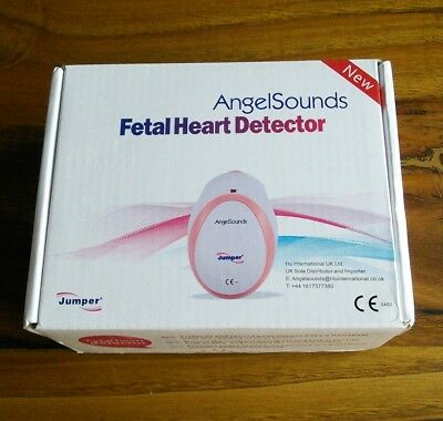 New Angel sound fetal heart detector doppler ,- cuore di bimbo