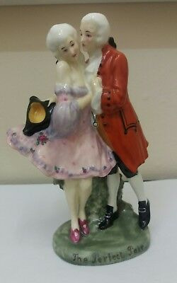 Early Royal Doulton Figure- The Perfect Pair