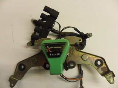 Honda CX500 Temperature Gauge 7V Regulator & Bracket