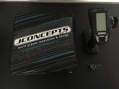 Futaba T4PV + R304SB receiver c/w J Concepts carry case