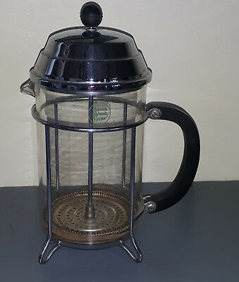 Cafetiere A Piston Melior 12T Annees 50 Vintage 50's French Coffee Press Chromed