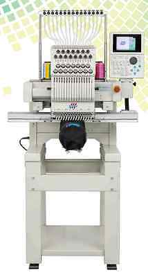 Tajima Embroidery Machine TMBP-SC1501 15 Needle.