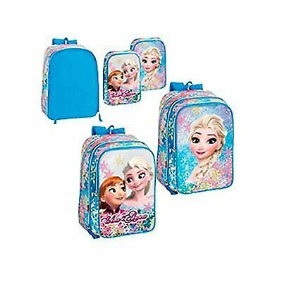 FROZEN Mochila grande adaptable con bolsillos intercambiables / Big Rucksack
