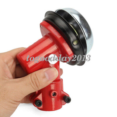 Universal 28mm 7 Spline Gearhead Gearbox For Trimmer Strimmer Brush Cutter Tools