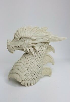 The Red Dragon Bust / resin model kit/ figure