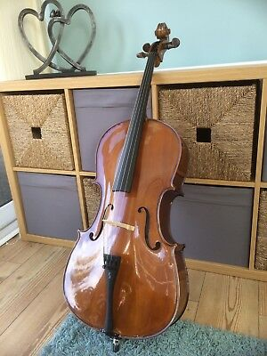 Stentor Cello 1/2 Size Ex demo Instrument
