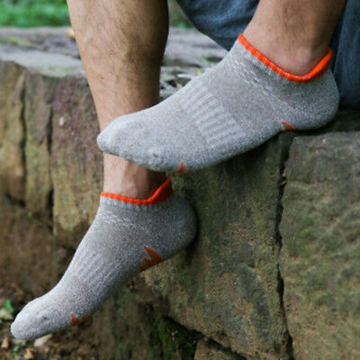 Quick Drying Men Breathable Casual Sports Socks Crew Ankle Low Cut Cotton Socks