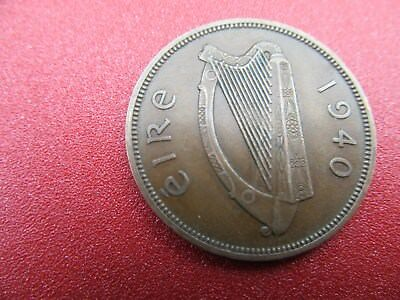 1940 irish penny better grade