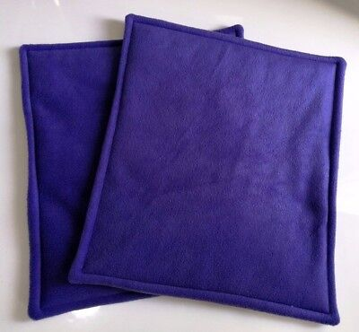LARGE WATERPROOF lap pad for guinea pig/hedgehog/bunny/chinchilla/gerbil 16x14''
